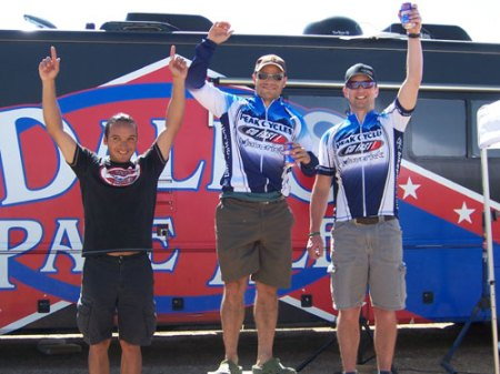 Team BikeParts.com Men\'s Expert Podium - Race The Bear 2008