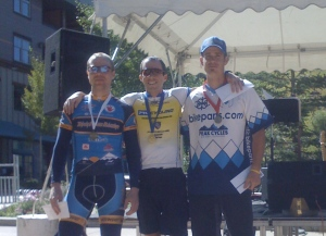 WP Trestle Super D Podium