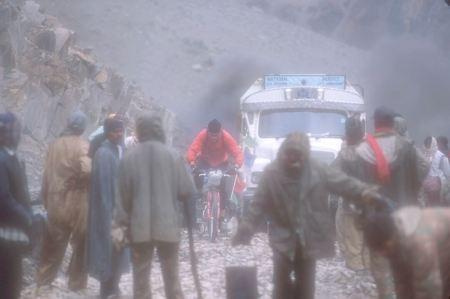 Eric in Tibet or Nepal or Mars
