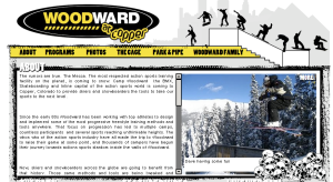 Woodward at Copper Mountain