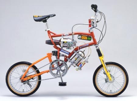jet powered bike
