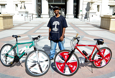 The Scraper bike King