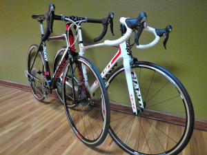 Giant TCR Advanced 1 and Giant TCR SL 2