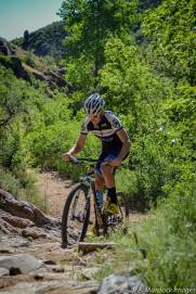 BikeParts.com Team Rider Shredding the Front Range MTB Trails