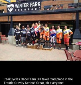 Peak Cycles Gravity Team