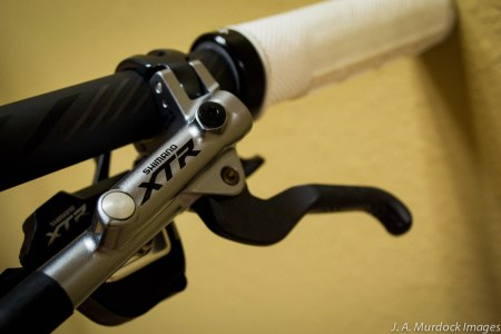 XTR shifters and brakes are the highest quality on the market.