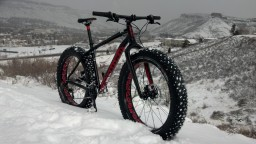 Cross train with a Fat Bike from BikeParts.com