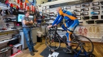 Bike Fits at Peak Cycles Bicycle Shop