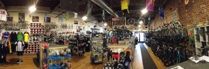 Peak Cycles Bicycle Shop in Golden, CO