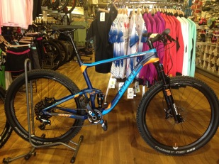 Giant Anthem Advanced SX 27.5 2015