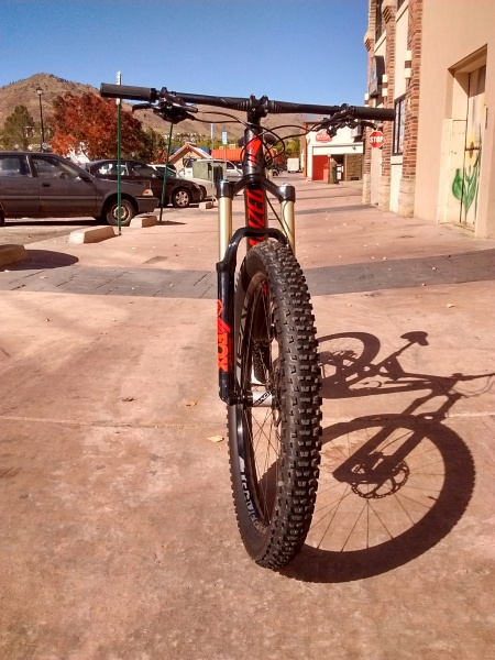 Specialized 6Fattie Purgatory Control, 60TPI, 2Bliss Ready, folding bead, 650bx3.0""