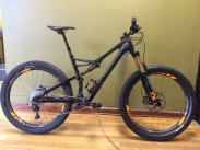 S-works Stumpjumper FSR Comp 6Fattie at BikeParts.com