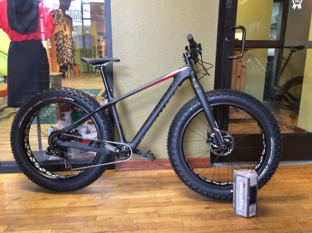 Specialized Fatboy Expert Carbon