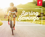 Peak Cycles Spring Savings