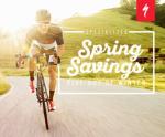 Peak Cycles Spring Savings