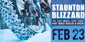 Staunton Blizzard Fat Bike Race and Ride