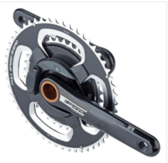 FSA (FULL SPEED AHEAD) POWERBOX ALLOY POWER METER CRANKSET